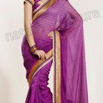 Natasha Couture Winter Sarees Collection 2013 For Women 0012