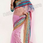 Natasha Couture Winter Sarees Collection 2013 For Women 0014