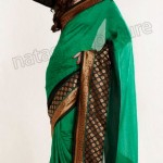 Natasha Couture Winter Sarees Collection 2013 For Women 0015