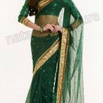 Natasha Couture Winter Sarees Collection 2013 For Women 0016