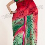 Natasha Couture Winter Sarees Collection 2013 For Women 0018
