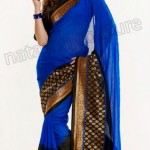 Natasha Couture Winter Sarees Collection 2013 For Women 0019