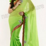 Natasha Couture Winter Sarees Collection 2013 For Women 002