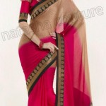 Natasha Couture Winter Sarees Collection 2013 For Women 0023