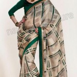 Natasha Couture Winter Sarees Collection 2013 For Women 0024
