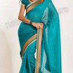 Natasha Couture Winter Sarees Collection 2013 For Women 0025
