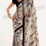 Natasha Couture Winter Sarees Collection 2013 For Women 0029