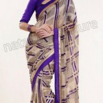 Natasha Couture Winter Sarees Collection 2013 For Women 0030