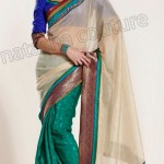 Natasha Couture Winter Sarees Collection 2013 For Women 0031