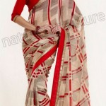 Natasha Couture Winter Sarees Collection 2013 For Women 0035