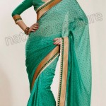 Natasha Couture Winter Sarees Collection 2013 For Women 0037