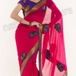Natasha Couture Winter Sarees Collection 2013 For Women 0038