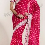 Natasha Couture Winter Sarees Collection 2013 For Women 0043