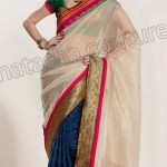 Natasha Couture Winter Sarees Collection 2013 For Women 0045