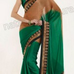 Natasha Couture Winter Sarees Collection 2013 For Women 006