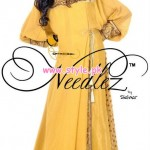 Needlez by Shalimar Party Dresses 2013 For Winter 007