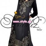 Needlez by Shalimar Party Dresses 2013 For Winter 008