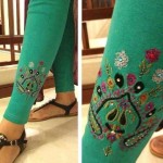 Pareesa Embroidered Tights Winter Collection 2013 For Women 0012 150x150 pakistani dresses