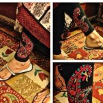 Pareesa Embroidered Tights Winter Collection 2013 For Women 004
