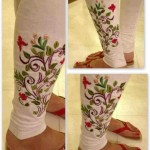 Pareesa Embroidered Tights Winter Collection 2013 For Women 005 150x150 pakistani dresses