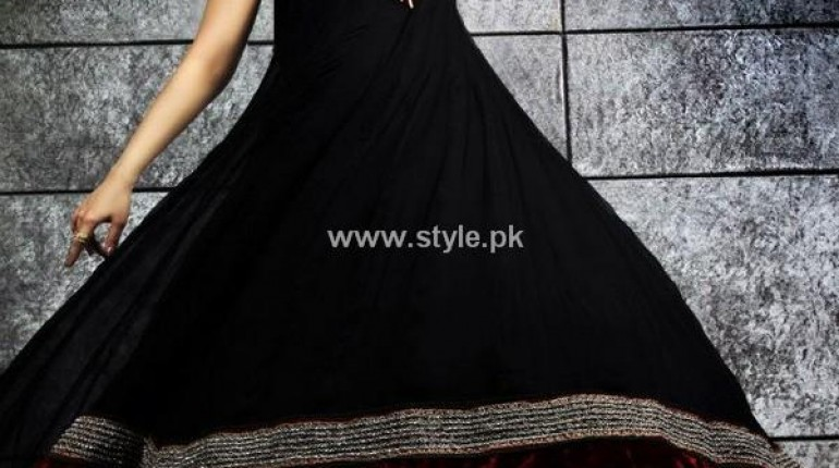 Sadia Hussain Winter Dresses 2013 for Ladies