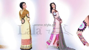 Sana and Samia Magnifique Collection 2013 by Lala