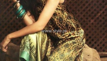 Sania Maskatiya Evening Wear Collection 2013 for Women