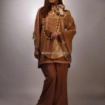 Shamaeel Ansari New Winter Dresses 2013 for Women 005