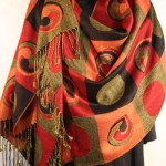 Shawls Designs 2013 For Women 004