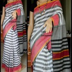 Siri Collections Sarees Collections 2013 For Girls 001
