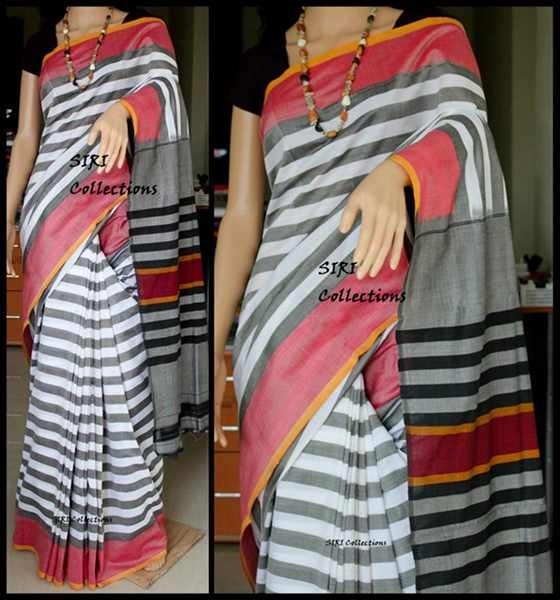 Siri Collections Sarees Collections 2013 For Girls 001 international fashion brands