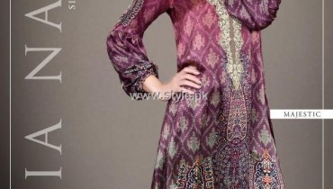 Sobia Nazir Silk Range 2013 Volume 2 for Women