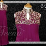 Teena by Hina Butt Formal Wear 2013 Collection New Arrivals 010
