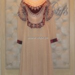 Threads and Motifs New Embroidered Dresses 2013 for Ladies 006