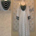 Threads and Motifs New Embroidered Dresses 2013 for Ladies 010