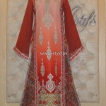 Threads and Motifs New Embroidered Dresses 2013 for Ladies 013 150x150 pakistani dresses