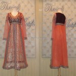 Threads and Motifs New Embroidered Dresses 2013 for Ladies 015