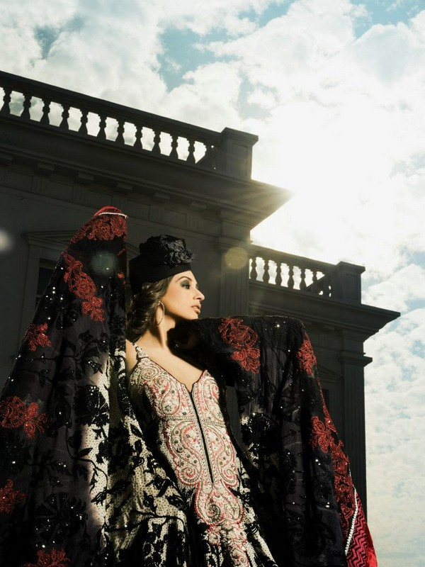 Umar Sayeed Winter Collection 2013 for Women 001 pakistani dresses