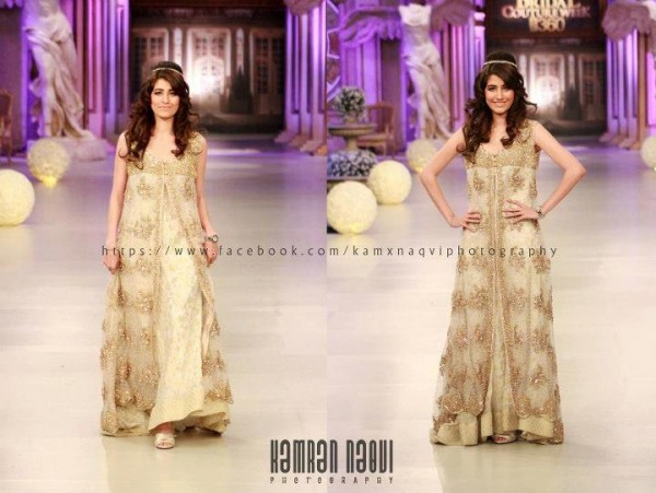 VJ Syra at Bridal Couture Week