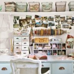 Vintage Home Offices Decoration Ideas 2013 0010