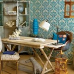 Vintage Home Offices Decoration Ideas 2013 003