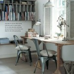 Vintage Home Offices Decoration Ideas 2013 006