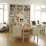 Vintage Home Offices Decoration Ideas 2013 008