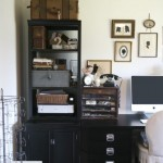 Vintage Home Offices Decoration Ideas 2013 009