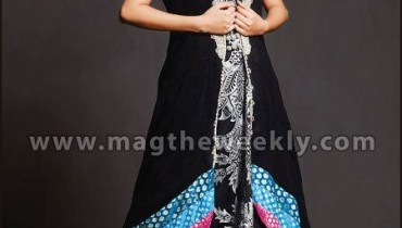 Wajahat Mansoor Party Wear Collection 2013 For Women 005