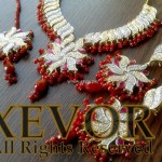 Xevor Wedding Jewellery Collection 2013 for Ladies 011
