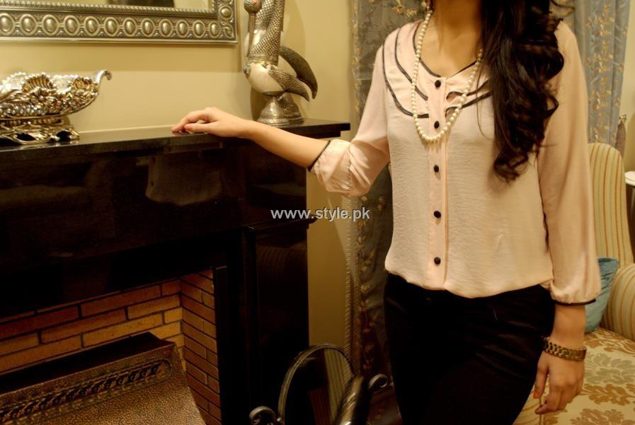 Z & N Casual Wear Collection 2013 for Girls and Women