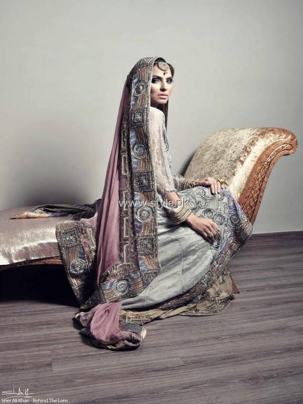 Zarbakhta Haute Couture Collection 2013 for Ladies