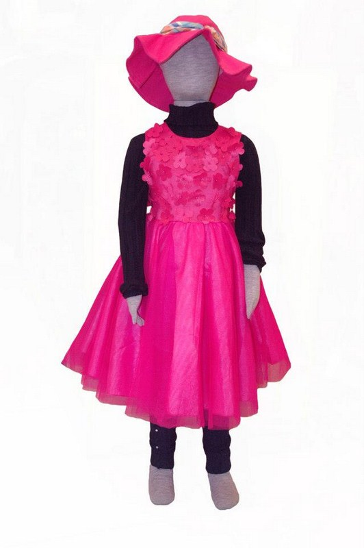 Zubaida's Winter Collection 2013 For Kids 0014 kids wear 2