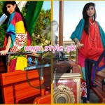 Afifa Shah Casual Dresses 2013 For Spring 002